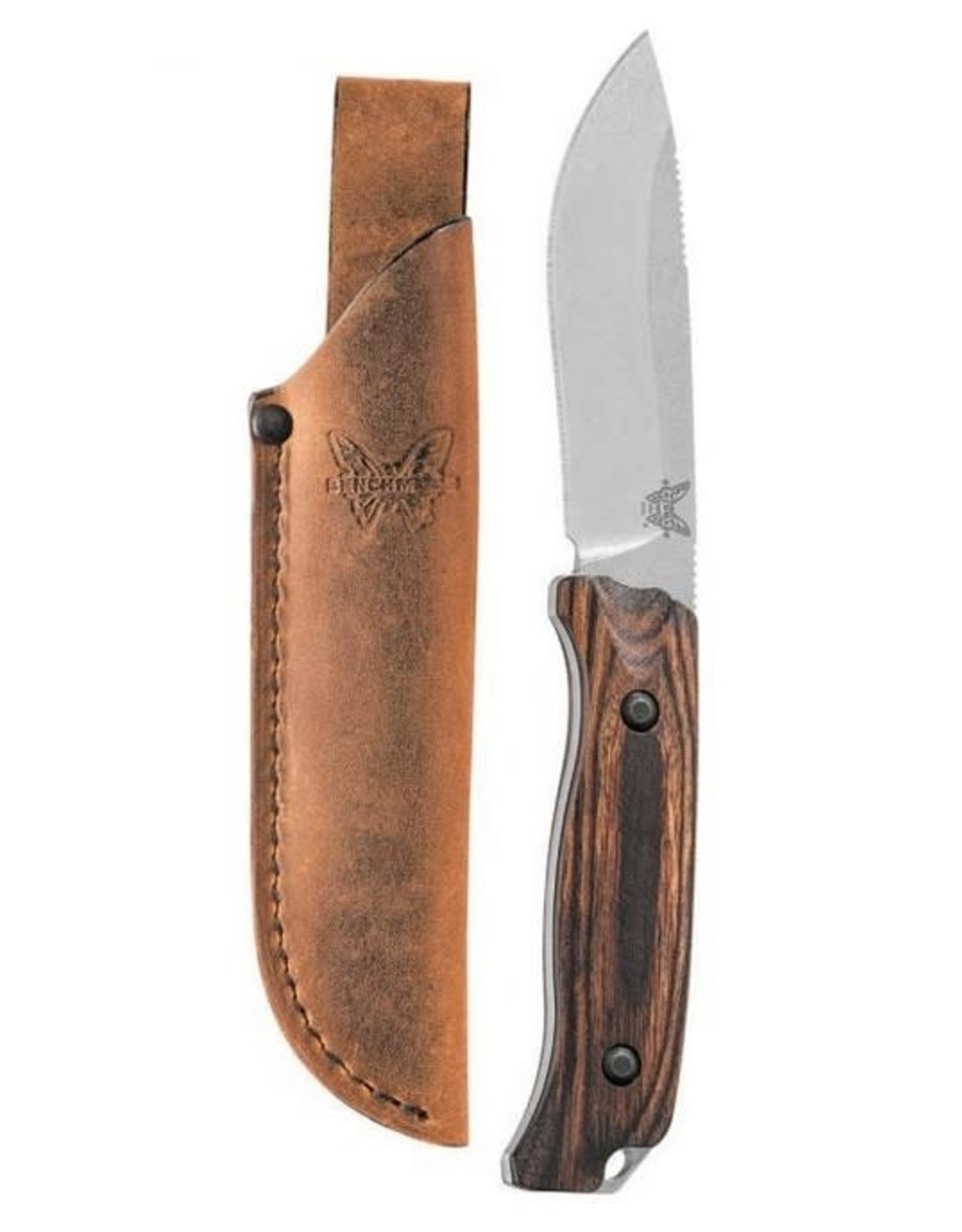 Benchmade Benchmade 15001-2 Saddle Mountain Skinner