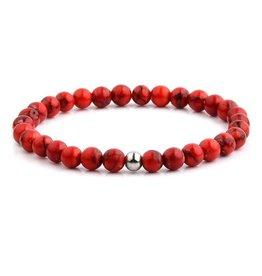 WCJ Red Turquise Bracelet