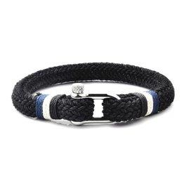 WCJ Crucible Bracelet- Black