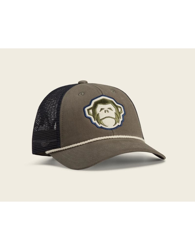 Howler Bros HB El Mono Hat: Olive/Navy