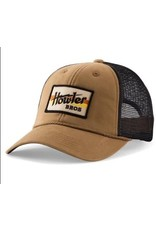 Howler Bros HB Electric Stripe Snapback- British Khaki/Navy