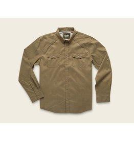 Howler Bros HB Firstlight Tech Shirt: Primer Plaid