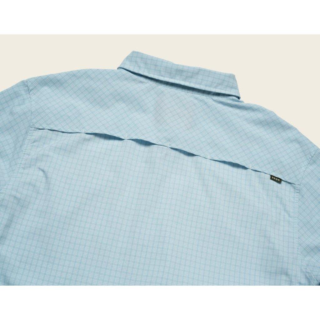 Howler Bros Howler Brothers Firstlight Tech Shirt: Primer Plaid