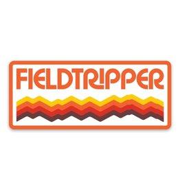 Keep Nature Wild KNW Fieldtripper Sticker