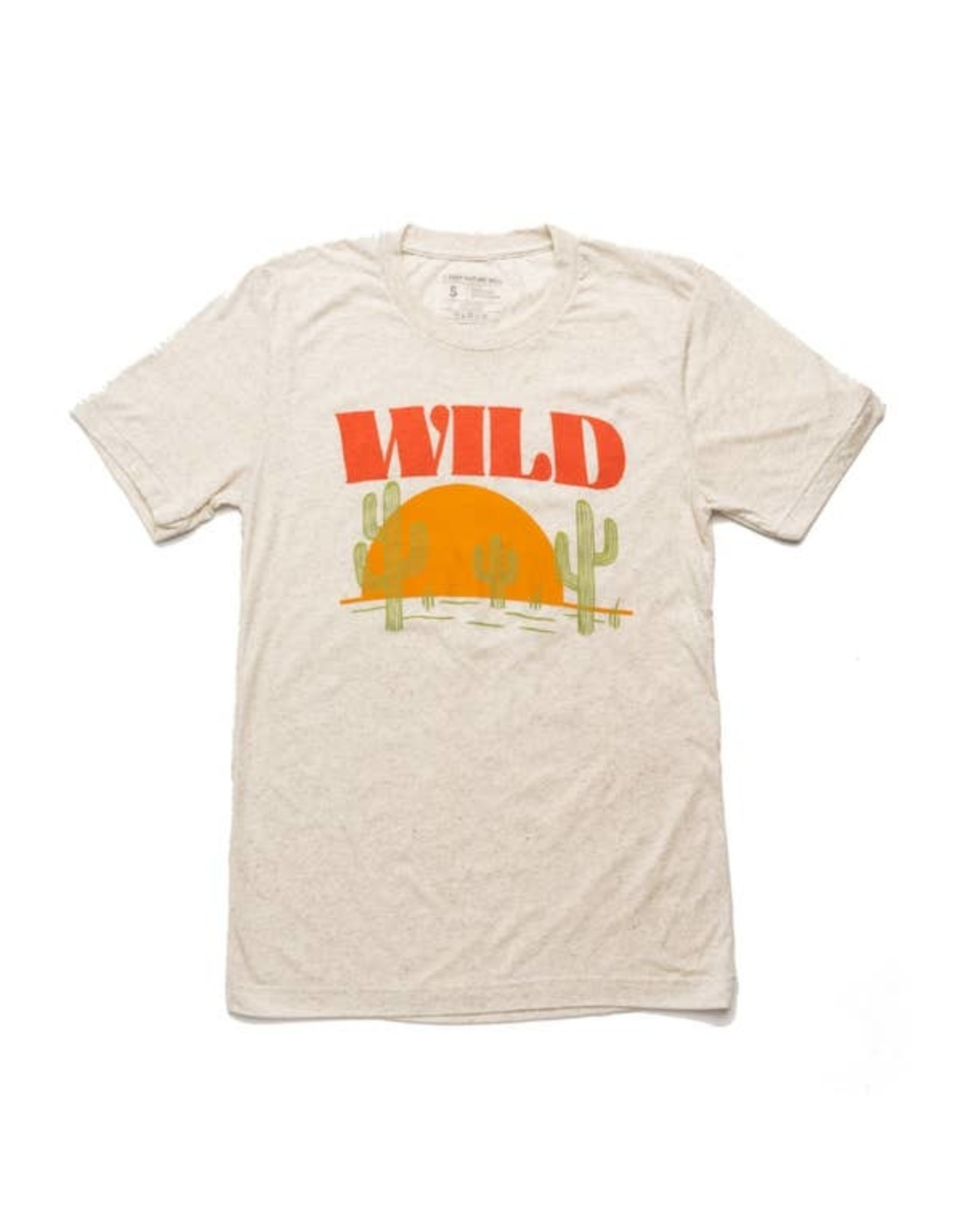 Keep Nature Wild KNW Sunset Chaser Unisex Tee