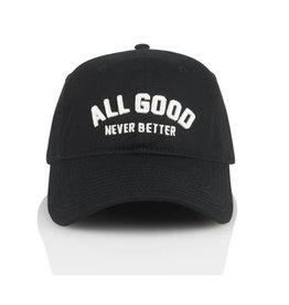 All Good Buckeye Dad Cap