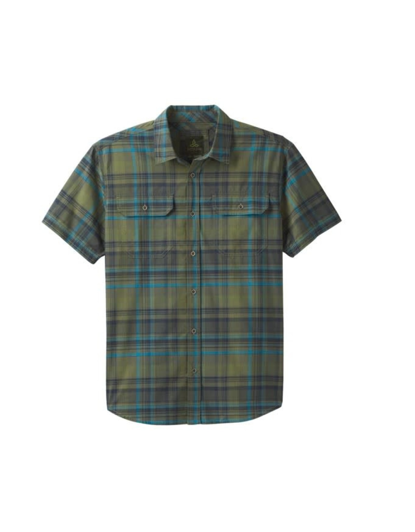 Prana Prana Cayman Plaid Shirt