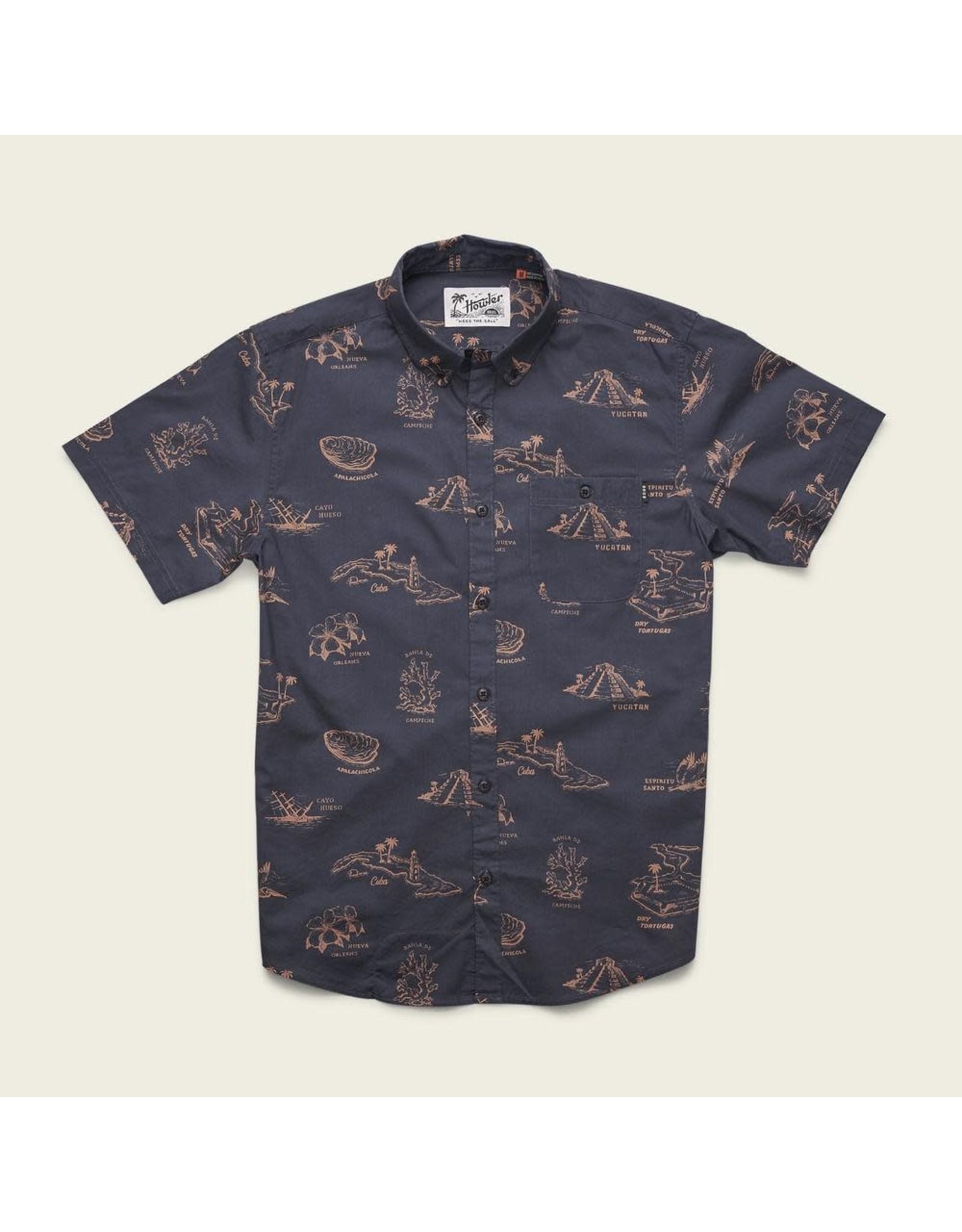 Howler Bros HB Mansfield Shirt - Gulf Destinations