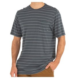 Free Fly Free Fly Mens Channel Pocket T-shirt