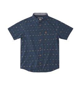 Hippy Tree Hippy Tree Settings Shirt - Navy