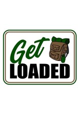 WS Get Loaded Sticker
