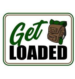 Get Loaded Sticker