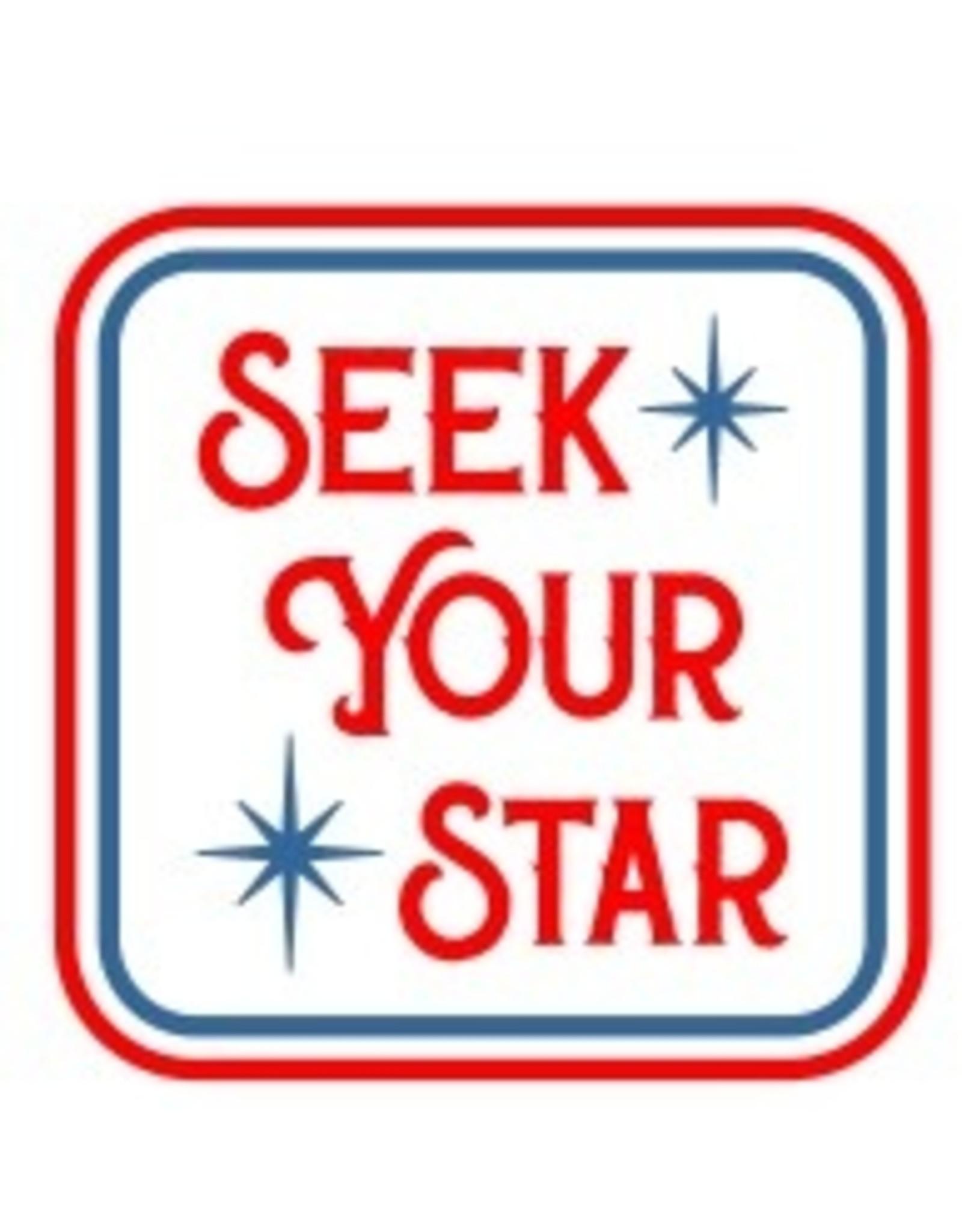 WS Seek Your Star Sticker