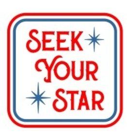 Seek Your Star Sticker