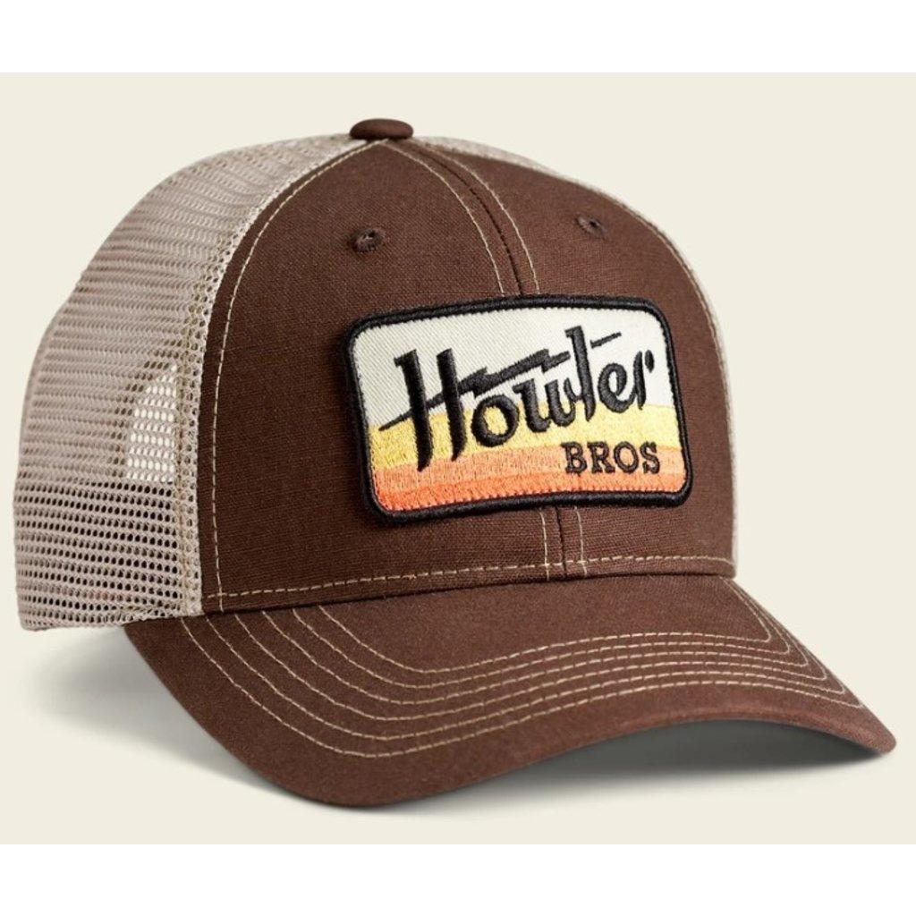 Howler Bros HB Howler Electric Standard Hat - Brown/Khaki