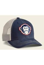Howler Bros HB El Mono Standard Hat - Navy/Stone