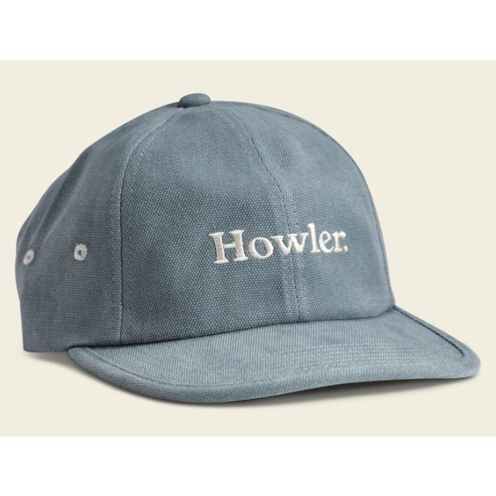 Howler Bros Howler Brothers Howler Cooper Strapback Hat  - Slate Blue