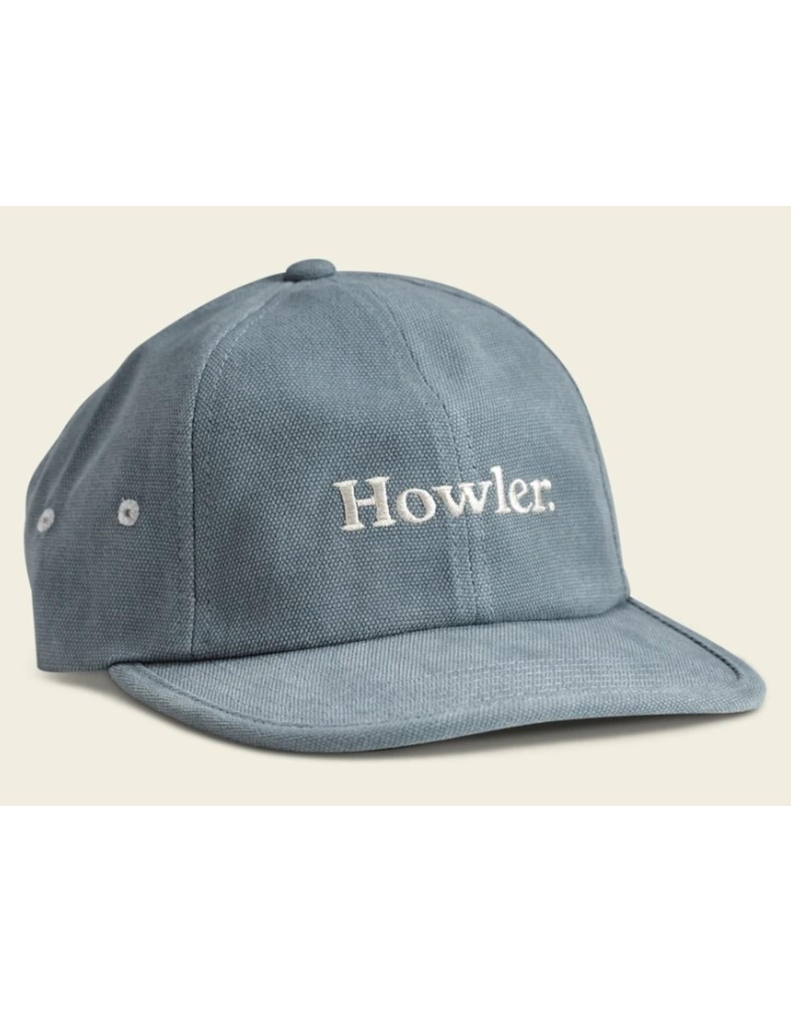Howler Bros HB Howler Cooper Strapback Hat  - Slate Blue