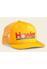 Howler Bros HB Howler Plantation Structured Snapback Hat  - Yellow