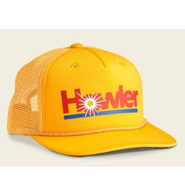 Howler Bros HB Howler Plantation Structured Snapback - Yellow