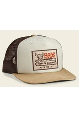 Howler Bros HB Howler Original Structured Snapback - Stone/Charcoal