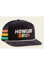 Howler Bros HB Howler Citrus Structured Snapback - Navy