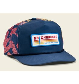 Howler Bros HB Chargers Unstructured Snapback - Navy