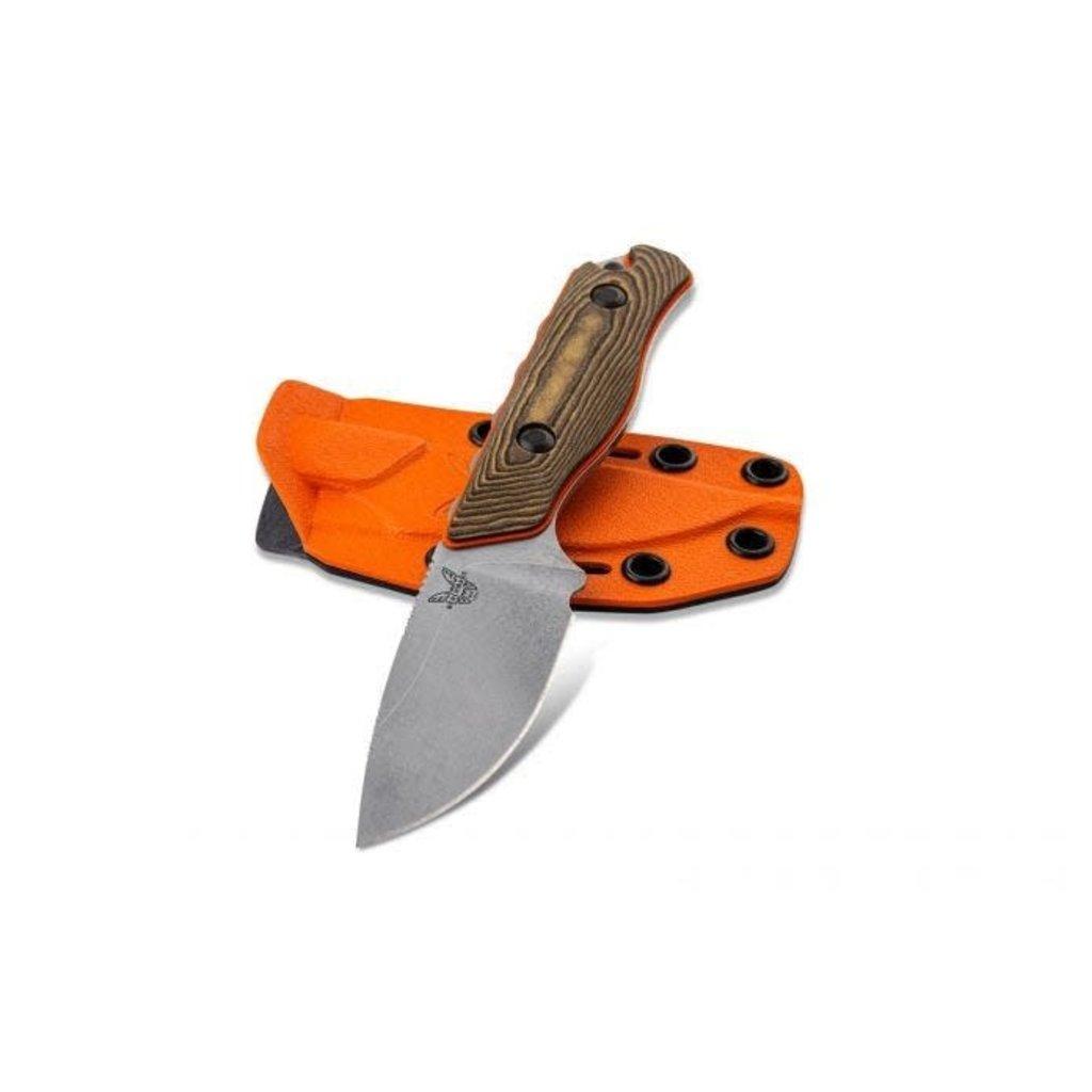 Benchmade Benchmade Hidden Canyon Hunter: Orange/G10