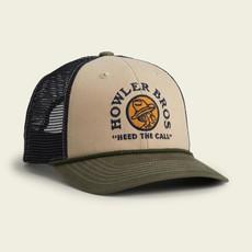 Howler Bros Howler Brothers El Monito Seal Standard Hat - Khaki/Navy/Rifle