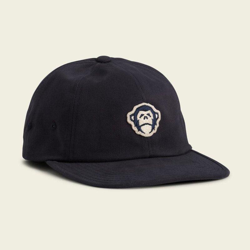 Howler Bros Howler Brothers El Mono Strapback Hat: Navy