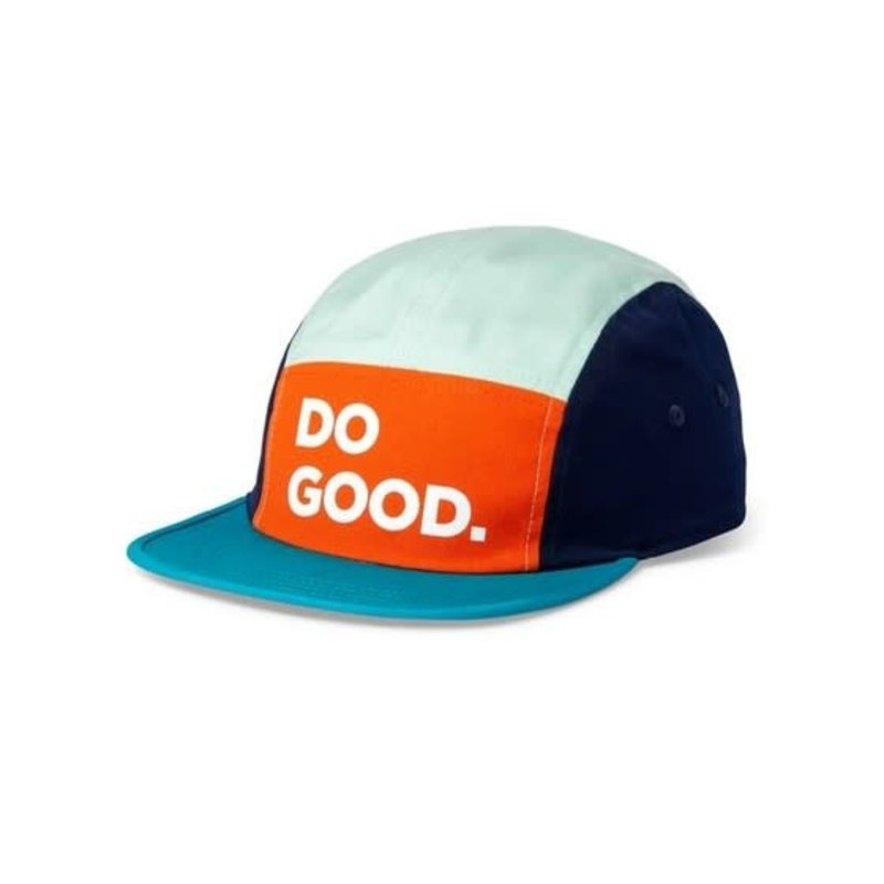 Cotopaxi Cotopaxi Do Good 5 Panel Hat