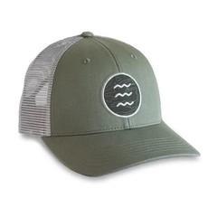 Free Fly Free Fly Topo Icon Snapback Hat