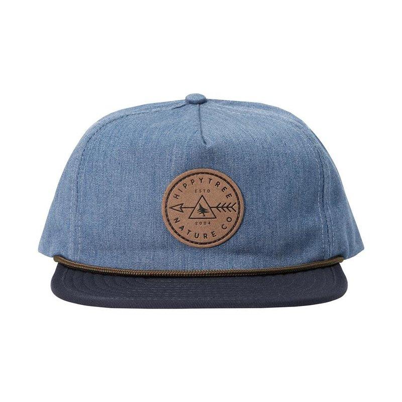 Hippy Tree Hippy Tree Marker Eco Hat - Blue