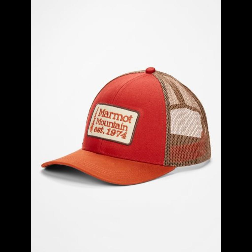 Marmot Marmot Retro Trucker Cap