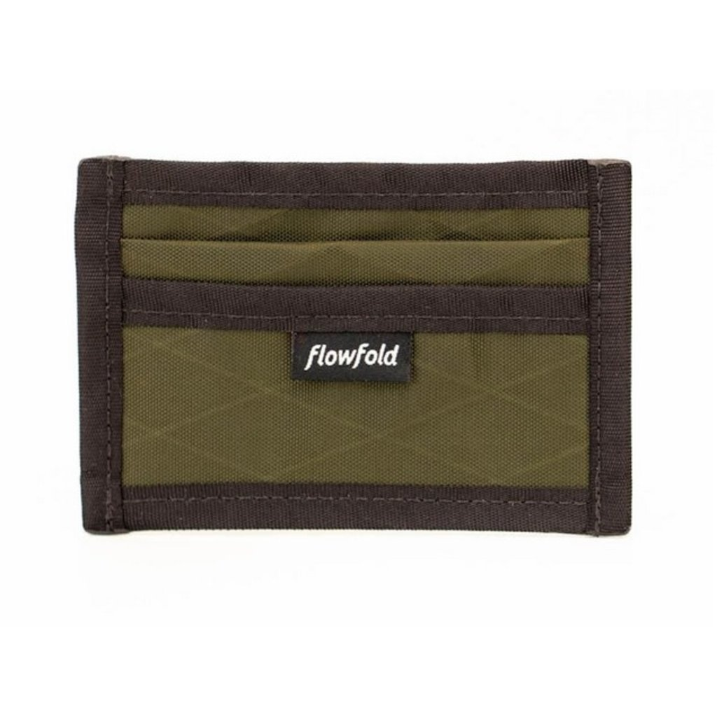 Flowfold Flowfold Founder Front Pocket Minimalist Wallet