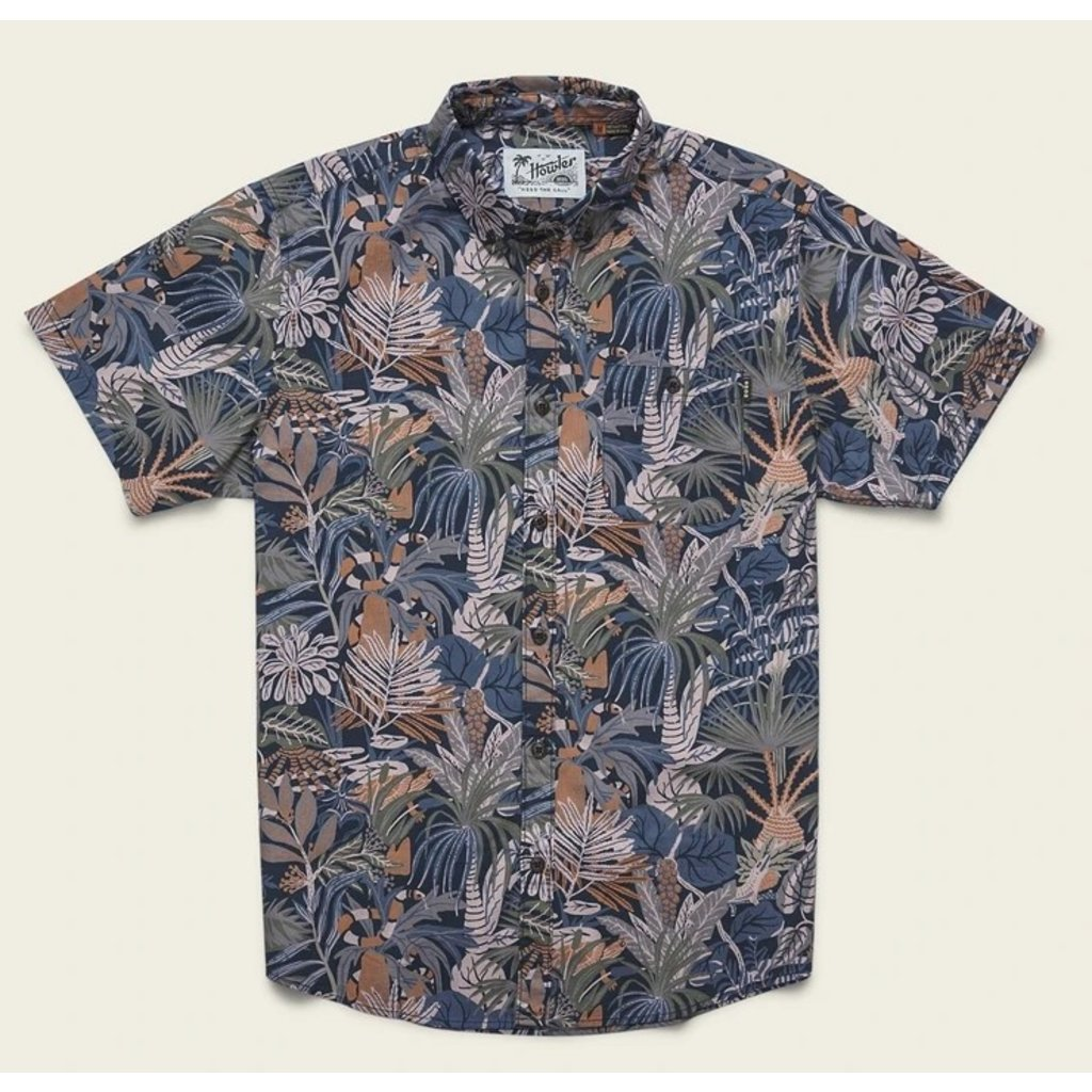 Howler Bros Howler Brothers Mansfield Shirt - Glades Print