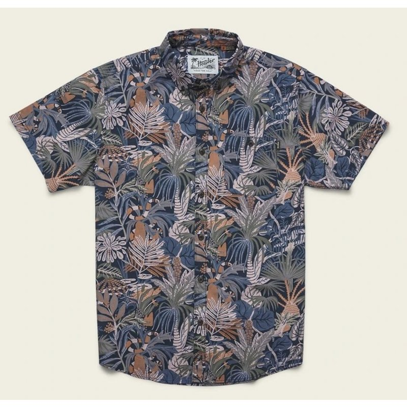 Howler Bros HB Mansfield Shirt - Glades Print