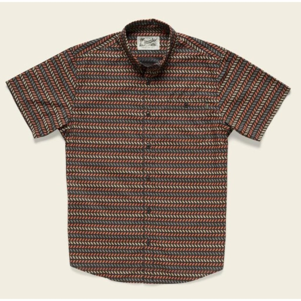 Howler Bros Howler Brothers Mansfield Shirt - Illusion
