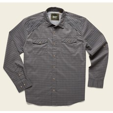 Howler Bros Howler Brothers Firstlight Tech Shirt: Parcels Check