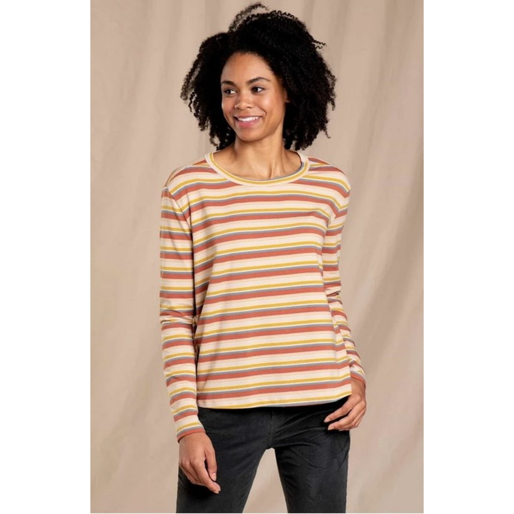 Toad & Co. Toad & Co. - Maisey L/S Swing Crew