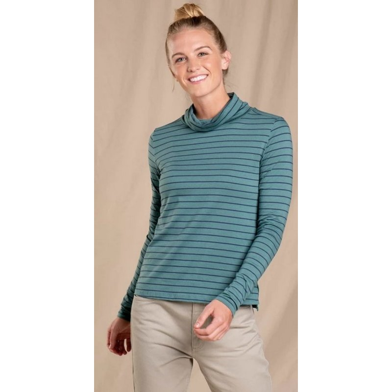 Toad & Co. Toad & Co. - Maisey L/S Turtle Neck