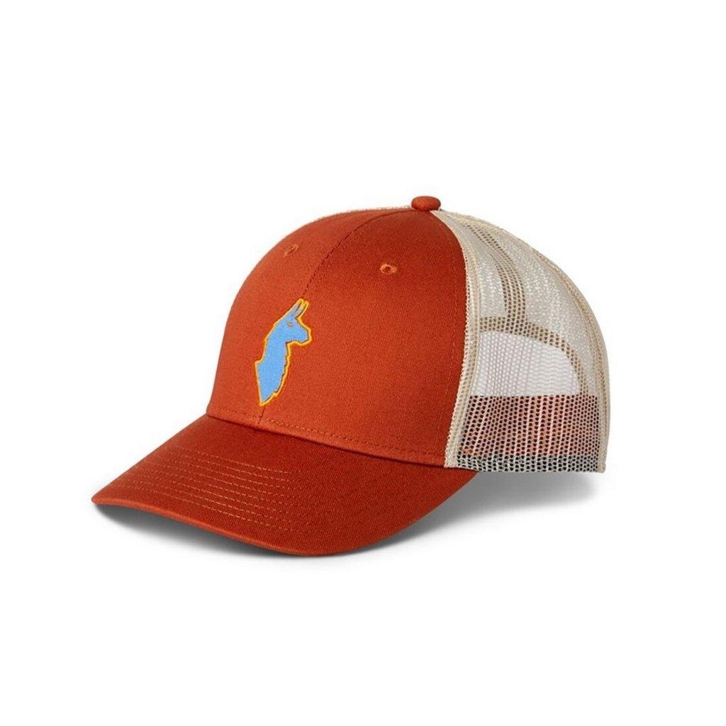 Cotopaxi Cotopaxi Llama Trucker Hat