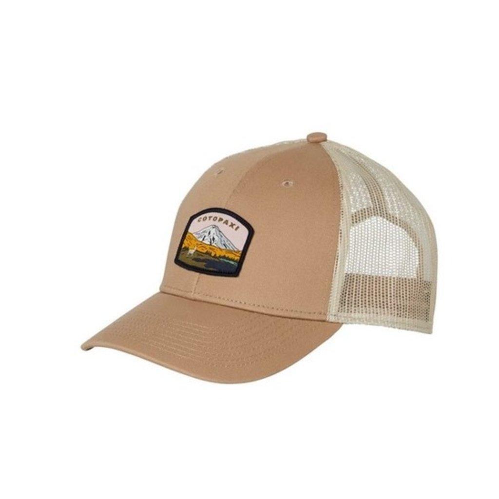 Cotopaxi Cotopaxi Trucker Hat Llamascape