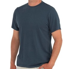 Free Fly Free Fly Men's Bamboo Heritage Tee