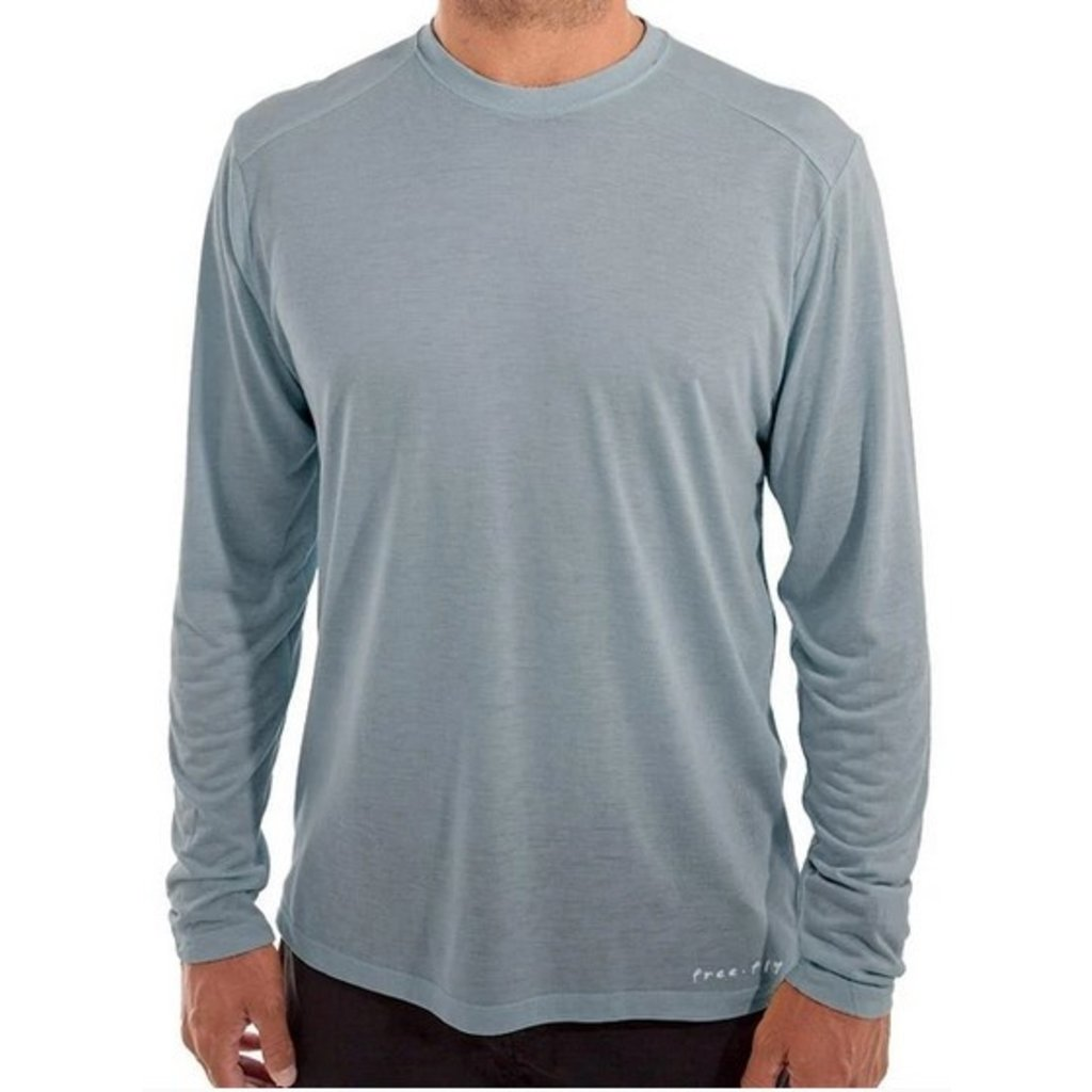 Free Fly Free Fly Mens Lightweight Long Sleeve