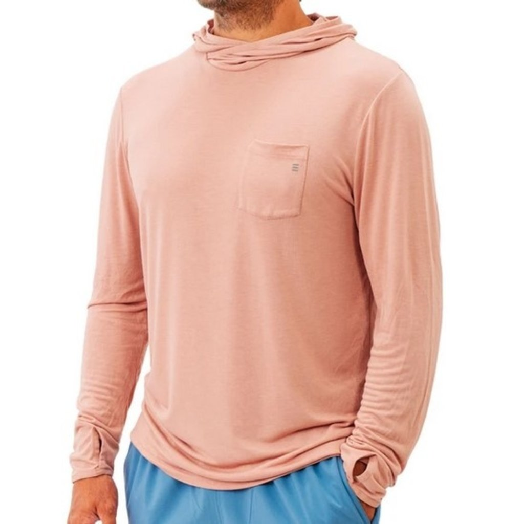 Free Fly Free Fly Mens Lightweight Hoody