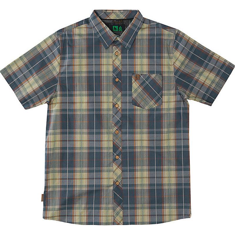 Hippy Tree Hippy Tree Ironwood Shirt - Blue