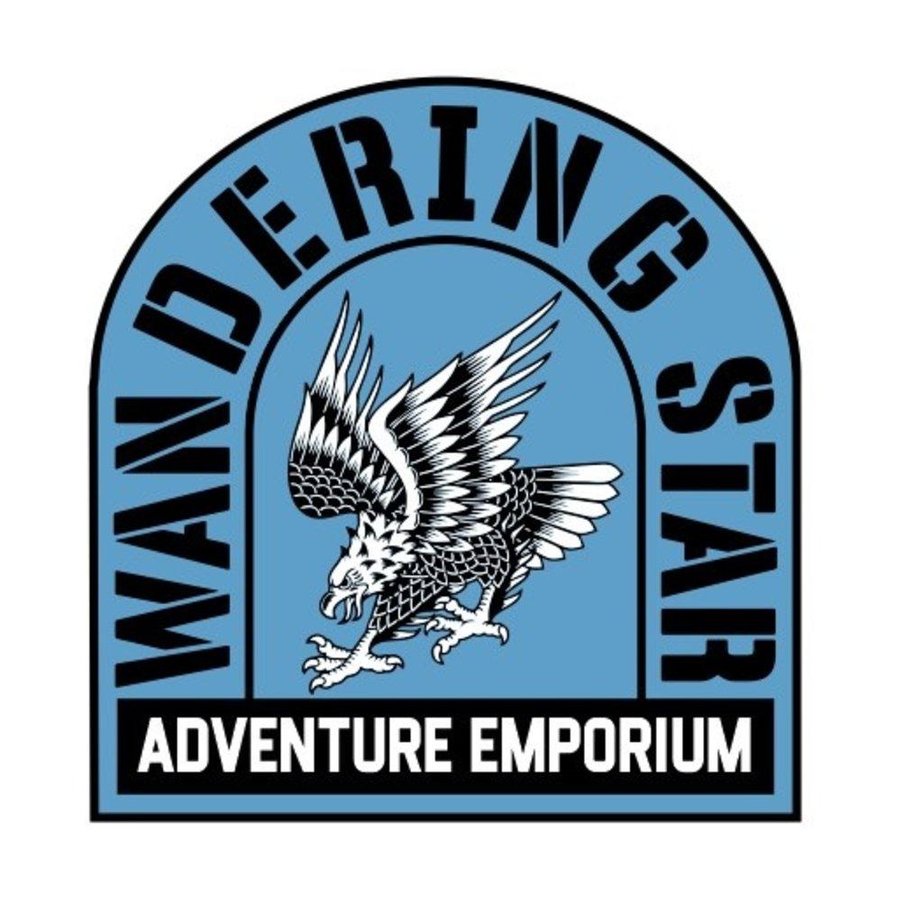 WS Eagle Sticker