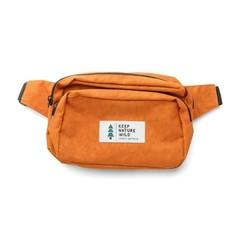Keep Nature Wild KNW Fanny Pack - Burnt Orange