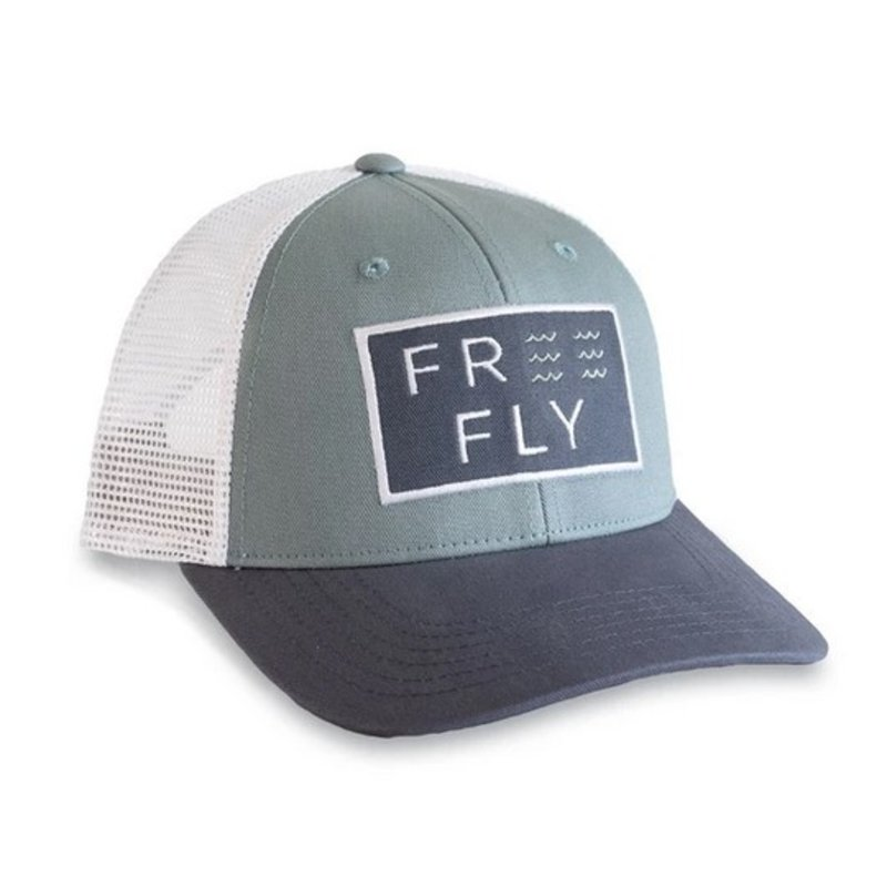 Free Fly Free Fly Wave Snapback - Reef Tri-Color